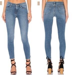Frame le high skinny sayville jeans